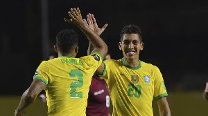 Hasil Kualifikasi Piala Dunia 2022: Brasil Pecundangi  Venezuela 1-0
