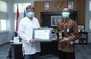 Unsyiah Raih Penghargaan Keuangan Terbaik Dari DJPB Provinsi Aceh