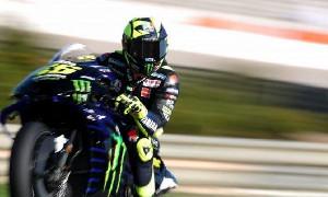 Valentino Rossi Akhiri 15 Tahun Balapan MotoGP