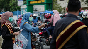 Dispar Banda Aceh Ajak Pengunjung Cafe Voting Museum Tsunami di API Award