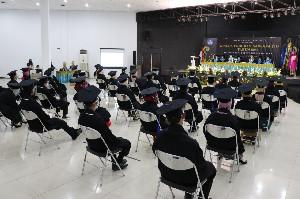 ISBI Aceh Gelar Wisuda Perdana TA 2020