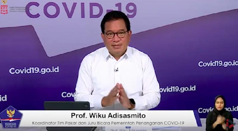 Penurunan Kasus COVID-19 di Jakarta