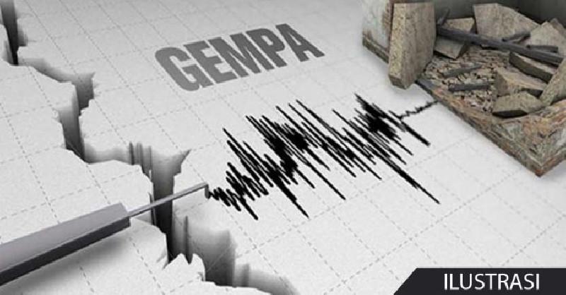 Dini Hari, Banda Aceh Diguncang Gempa Bermagnitudo 5,3