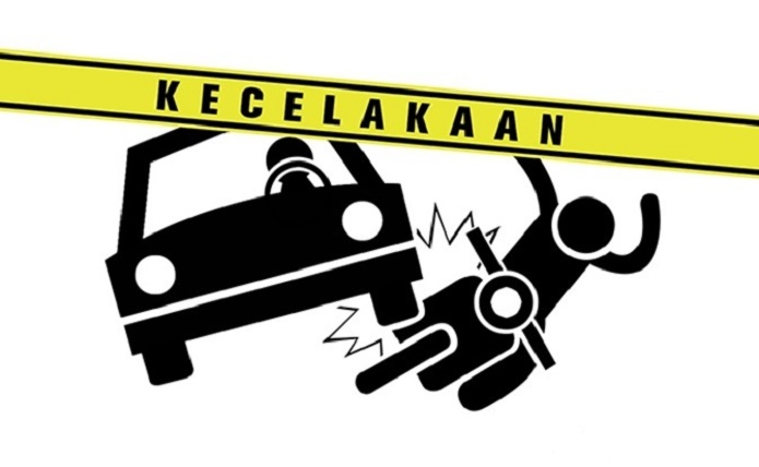 Seorang Guru Tewas Akibat Tabrakan Mobil Patroli Polisi dengan Honda Brio di Aceh Jaya