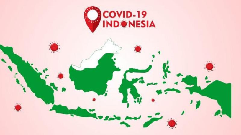 Update: Jumlah Kasus COVID-19 Indonesia Per 21 November 2020