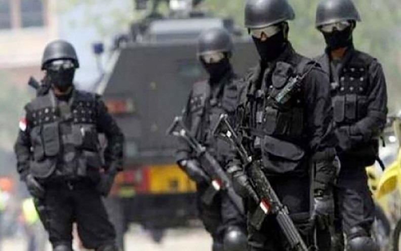 Densus Tangkap 1 Teroris di Batam, Sita 88 Senpi dan Panah