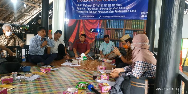 Optimalisasi Implementasi UUPA untuk Kebangkitan Aceh