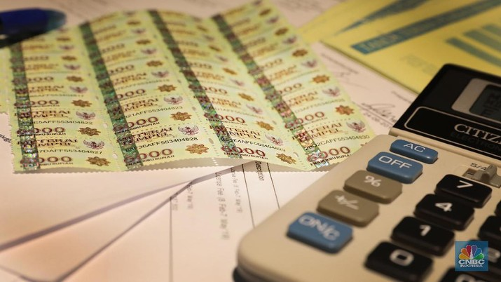Kena Bea Materai Transaksi Saham, Ini Penjelasan Bursa