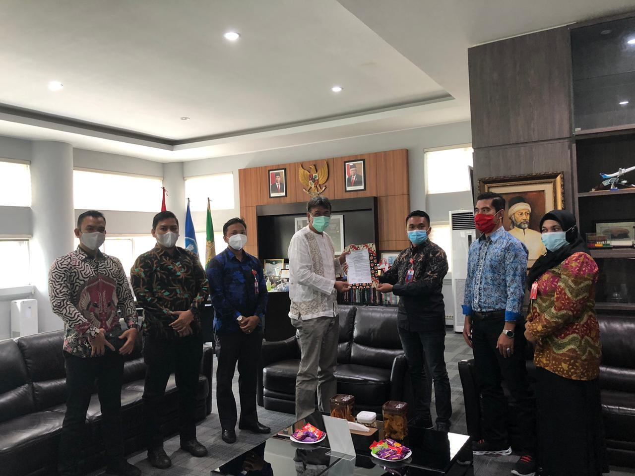 Prof Samsul Rizal: Keberadaan BKW FKBN di Aceh Jadi Wadah Pemersatu Bangsa