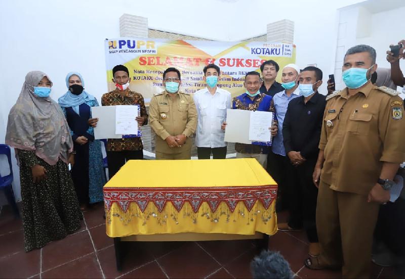 Tingkatkan Pemasaran UMKM, Pemko Banda Aceh Adakan MoU dengan ISMI