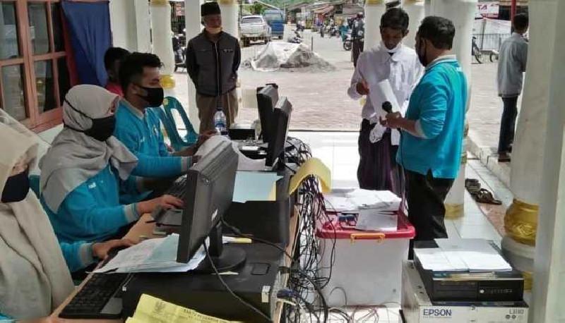 Tahun 2020, Dinas Dukcapil Aceh Tengah Terbitkan 16.571 Kartu Keluarga