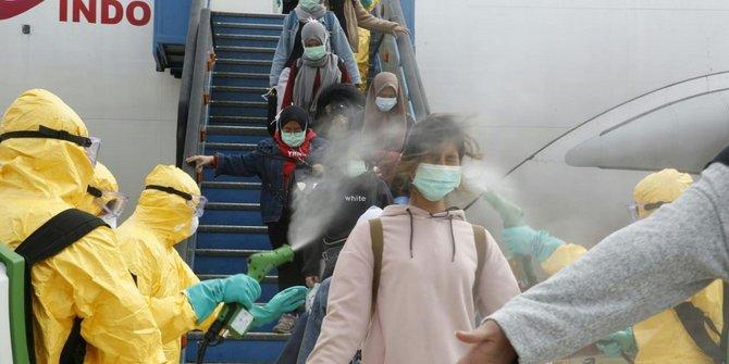 Selama Pandemi, Indonesia Pulangkan 20.000 WNI Lebih dari Luar Negeri