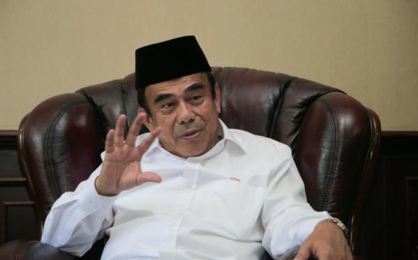 Kunjungan ke Aceh Menag Salurkan Subsidi Gaji Rp 22,9 Miliar ke Guru Honorer