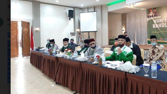 Pengurus NU Aceh Dukung Waled Nu dan Tgk Faisal Ali Kembali Pimpin PWNU Aceh