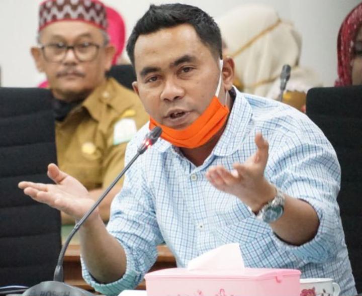 Usulkan Cawagub, Rizal Falevi: Ketua Umum PNA Sekarang Tiyong, Bukan Irwandi