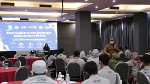 Dispar Banda Aceh Berupaya Tingkatkan Kesadaran Masyarakat Terapkan Prokes Berbasis CHSE