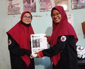 Nurul Hasanah Pimpin UKM Pers DETaK Periode 2021