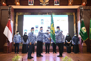 Sekda Aceh: Manfaatkan Fasilitas untuk Perbaiki Kinerja