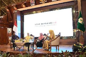 Ketua Dekranasda Aceh: Perempuan harus Berpendidikan dan Mandiri