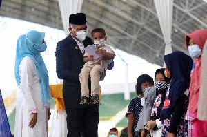 Peringatan 16 Tahun Tsunami Aceh Berlangsung Sederhana di Tengah Pandemi