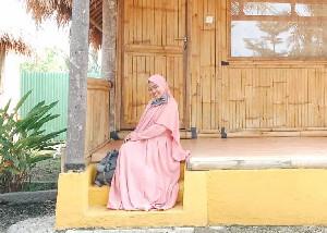 Kenang Juita Pasca-Tsunami Aceh: Sekolah di Tenda, Buku Three in One, Kini Dihujani Prestasi