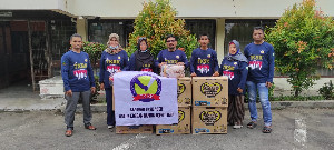 TKSK Aceh Salurkan Bantuan untuk Korban Banjir Aceh Utara dan Aceh Timur
