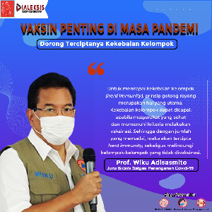 Vaksin Penting Di Masa Pandemi