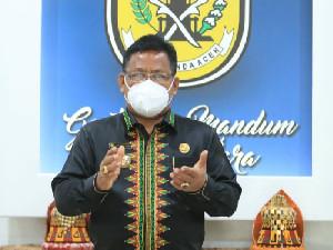 Banda Aceh Nol Kasus Baru Covid-19, Aminullah Minta Satgas Perketat Razia Prokes