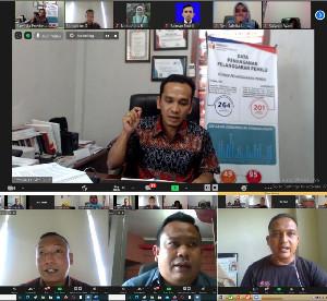 Peringati Hari Anti Korupsi Sedunia, Panwaslih, JMSI, dan GeRAK Aceh Gelar Forum Diskusi