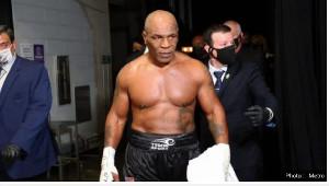 Usai Hantam Roy Jones, Beginilah Penampakan Terbaru Mike Tyson