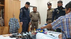 Politisi Thailad Ditangkap Polisi Terkait Perdagangan Manusia
