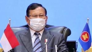 Di Acara Pertemuan Se-ASEAN, Prabowo Apresiasi AS
