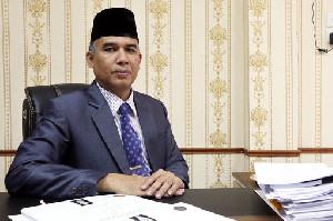 """Herman Fithra, Rektor Unimal si """"Romantis"""" yang Berprestasi"""