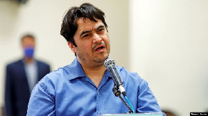 Iran Eksekusi Mati Jurnalis Anti Pemerintah