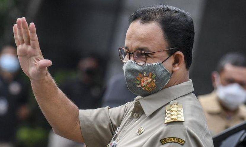 Gubernur DKI Jakarta Beberkan Kunci Utama Selesaikan Covid-19