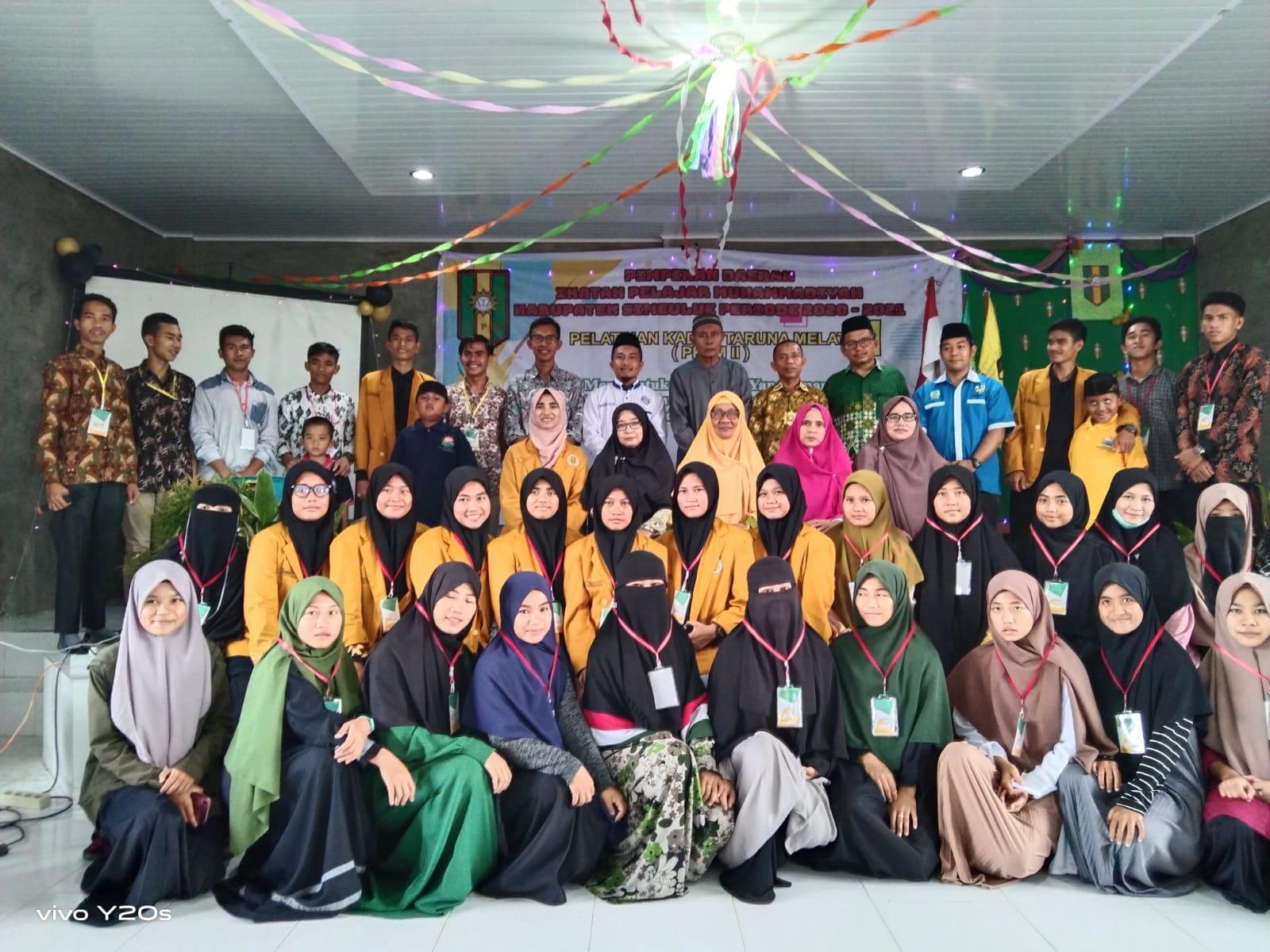 IPM Simeulue Gelar Pelatihan Kader Taruna Melati II