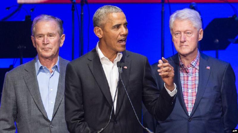 Tiga Mantan Presiden AS Bersedia Divaksin Covid-19 untuk Dorong Kepercayaan Publik
