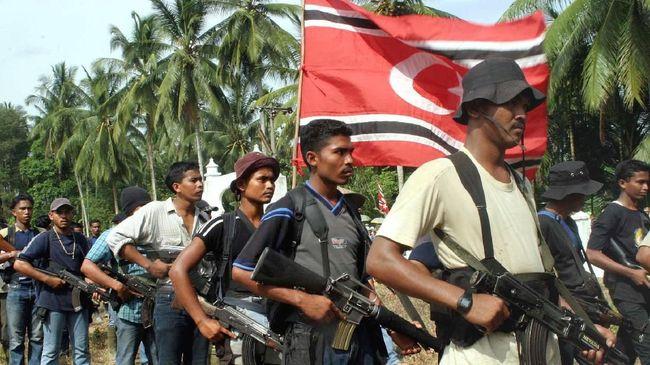 Polda Aceh Serukan Perdamaian di Aceh Saat Milad  ke-44 GAM