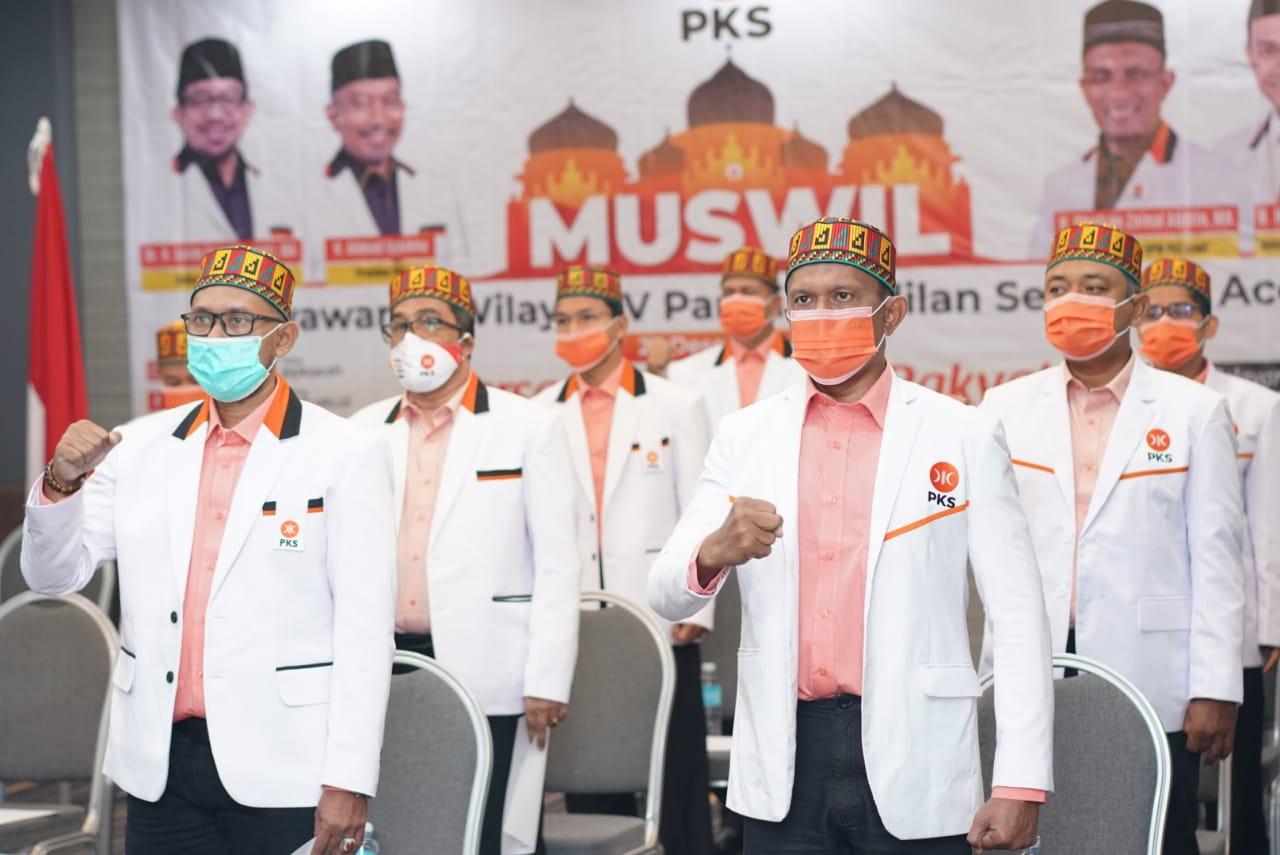 PKS Aceh Gelar Muswil