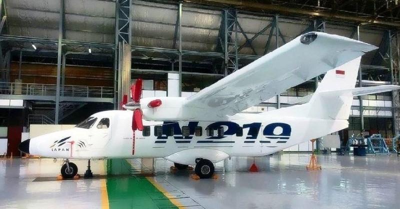 Sekda Aceh: Pesawat N-219, Bakal Dibeli Pemerintah Aceh Untuk Jangkau Wilayah Kepulauan
