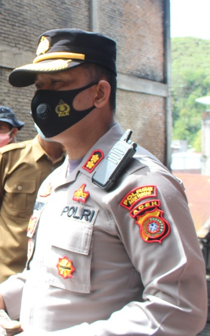 Satu Dari Dua Pelaku Pembunuhan Di Caffe Pinggiran Danau Lut Tawar ditangkap