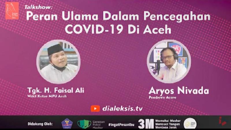 Peran Ulama dalam Pencegahan COVID-19 di Aceh