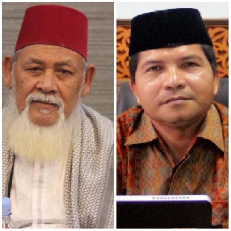 Lem Faisal dan Waled Nu Kembali Pimpin PWNU Aceh, Upayakan Legalitas NU
