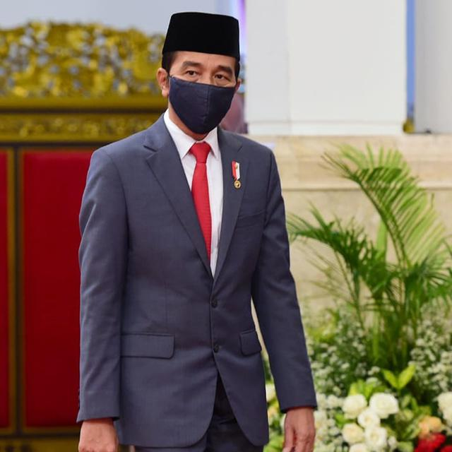 Saksikan Live Streaming, Jokowi Disuntik Vaksin Sinovac Rabu Besok