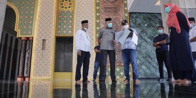 Gubernur Aceh: Masjid Giok Cocok Jadi Pusat Kebudayaan Islam