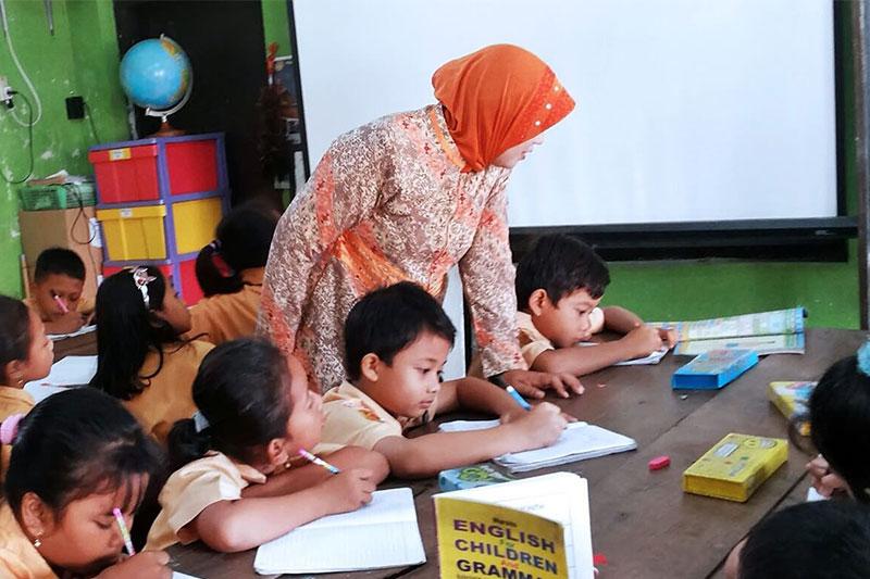 Terkait Seleksi CPNS Guru Ditiadakan 2021, Begini Tanggapan Guru Honorer