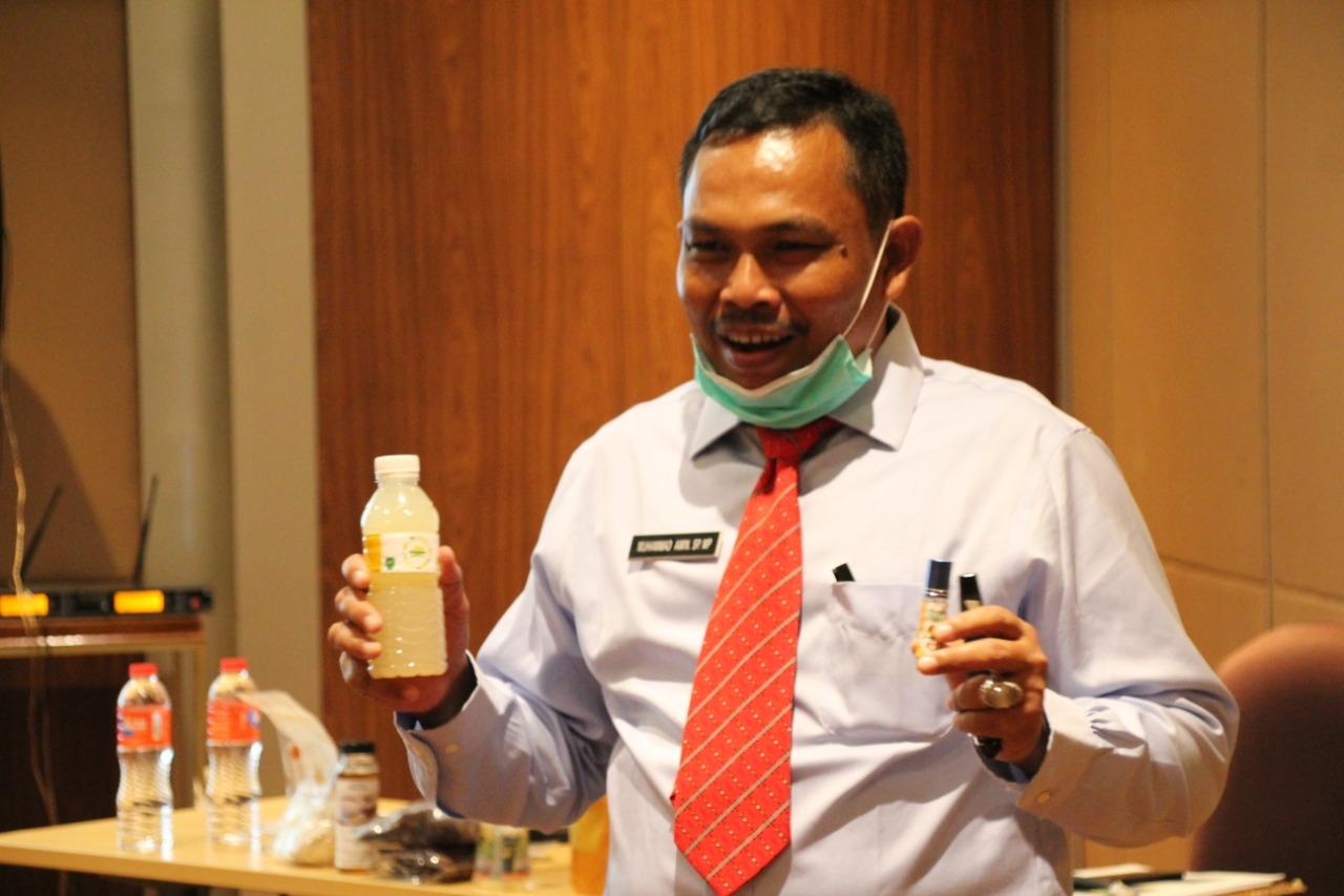 Cerita Muhammad Amin Lulus sebagai CEO Kepala SMK dalam Program Diklat di Bogor
