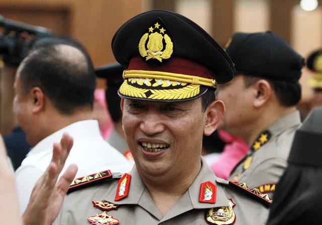 Besok, Jokowi Lantik Komjen Listyo Sigit sebagai Kapolri