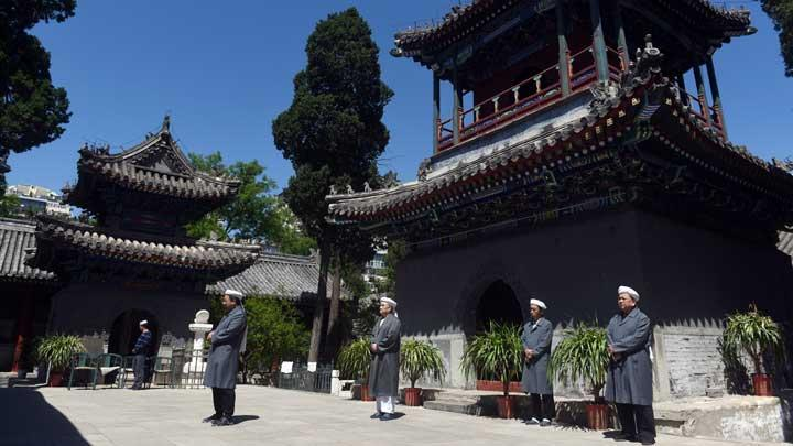 Sejumlah Masjid di Beijing China Ditutup