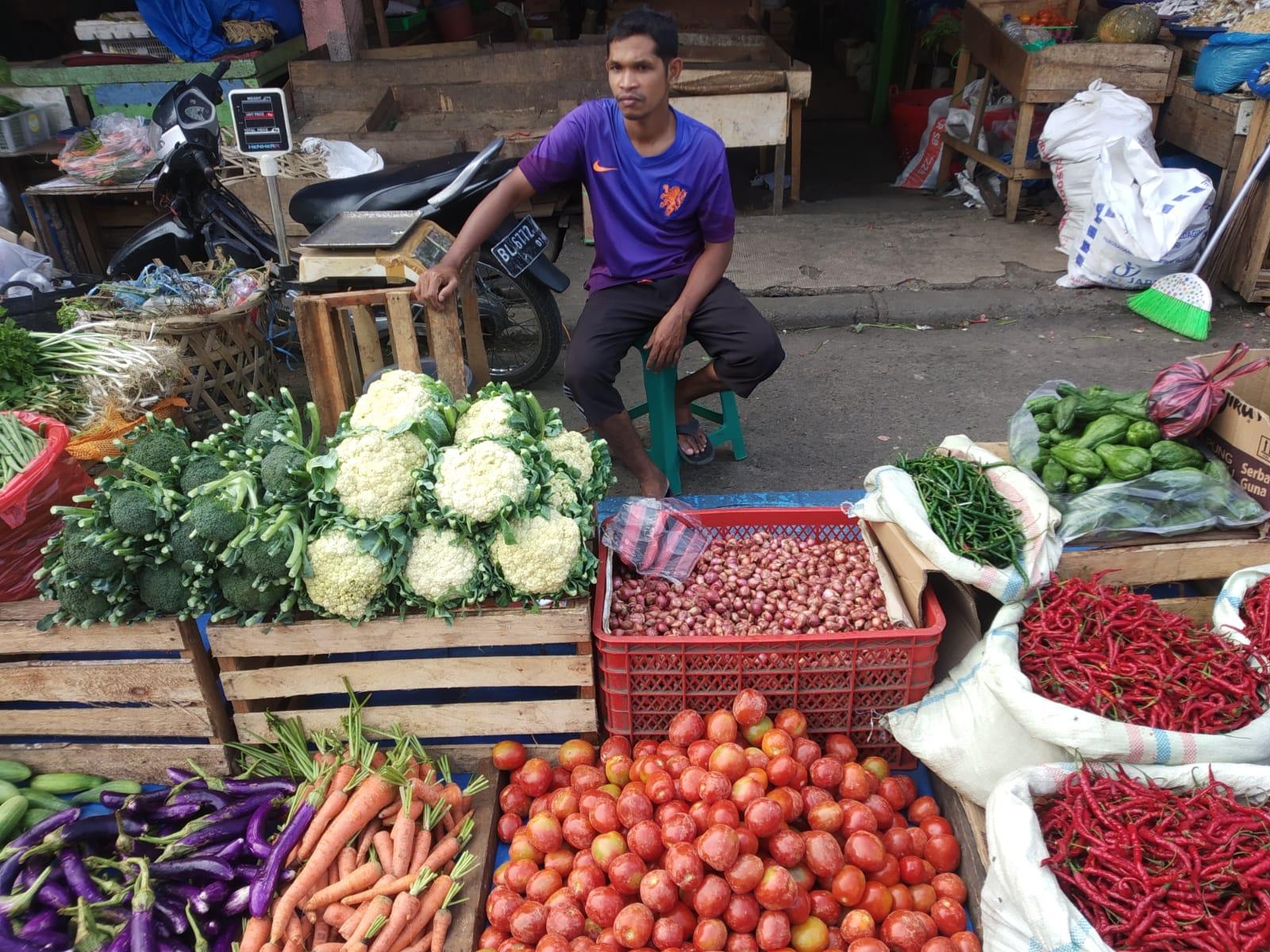 Harga Cabai dan Bawang Turun di Banda Aceh, Ini Respon Pedagang
